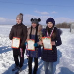 лыжня России медвенский район