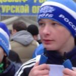 лыжня России курская область